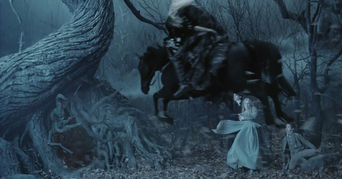 13 Nights of Halloween - 13 Times Sleepy Hollow Totally Creeped Us Out! - 1013