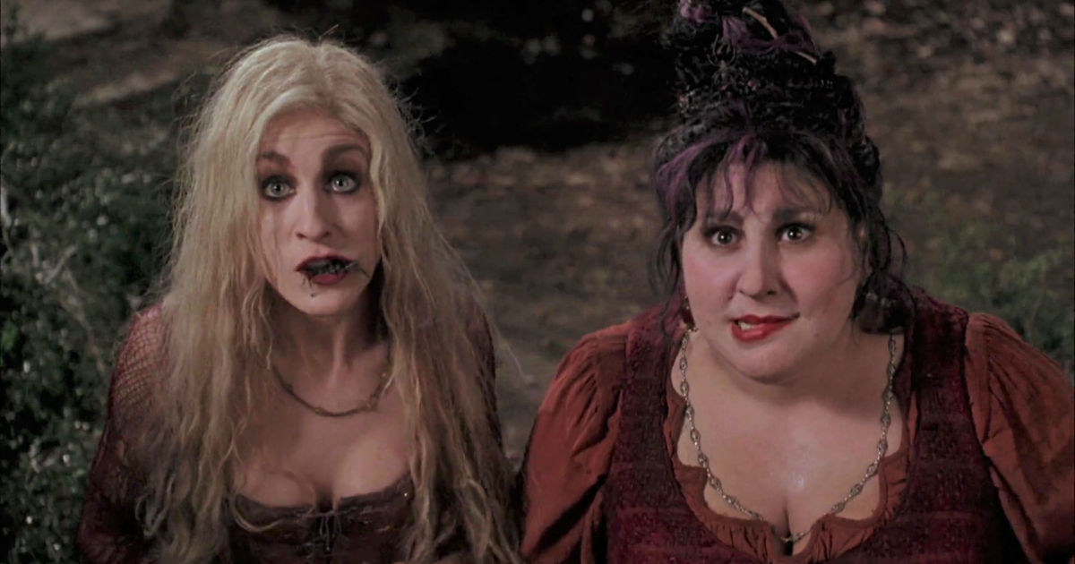 31 Nights of Halloween - 12 Times The Sanderson Sisters in Hocus Pocus Were Hilarious - 1003