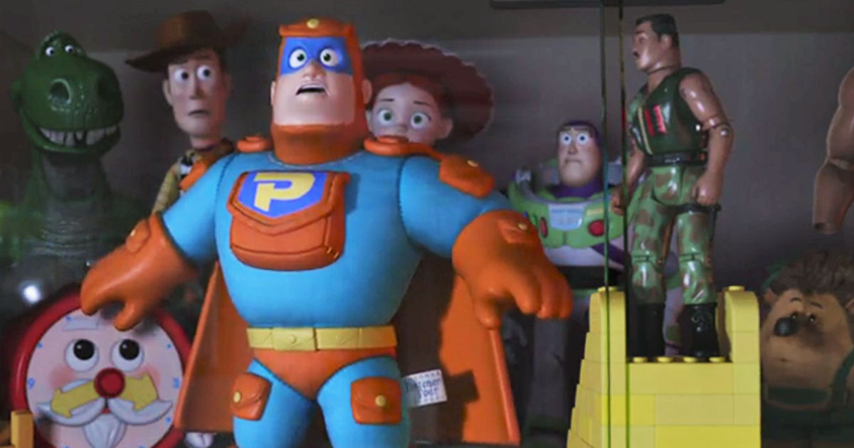 31 Nights of Halloween - Love Toy Story Of TERROR?! Vote For Your Favorite New Character Now! - 1004
