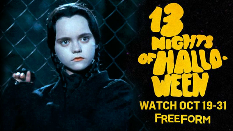 13 nights of halloween 14 times we totally sympathized with wednesday addams when she was