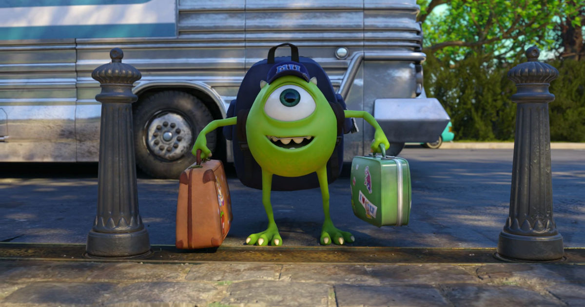 13 Nights of Halloween - 25 Ways Monsters University Perfectly Sums Up Your College Experience! - 1002