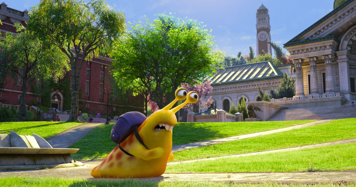 13 Nights of Halloween - 25 Ways Monsters University Perfectly Sums Up Your College Experience! - 1007