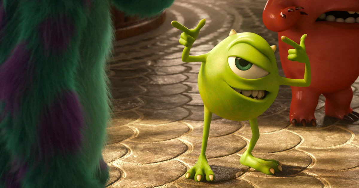 13 Nights of Halloween - 25 Ways Monsters University Perfectly Sums Up Your College Experience! - 1006