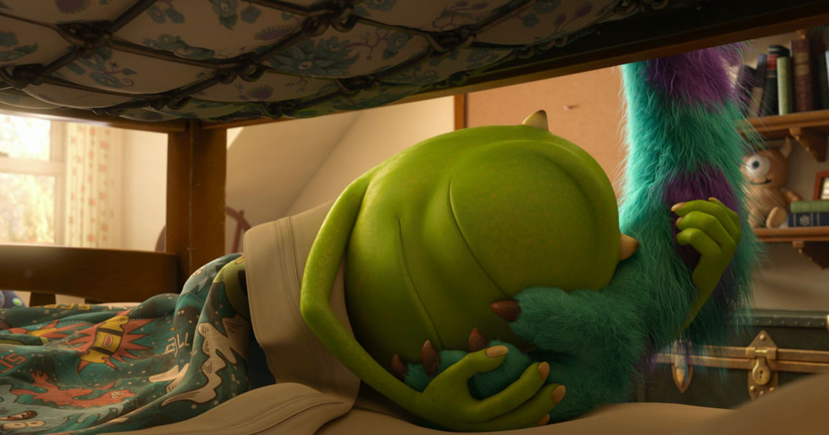 13 Nights of Halloween - 25 Ways Monsters University Perfectly Sums Up Your College Experience! - 1016