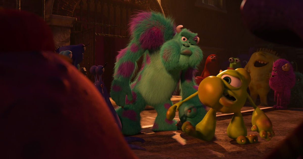 13 Nights of Halloween - 25 Ways Monsters University Perfectly Sums Up Your College Experience! - 1019