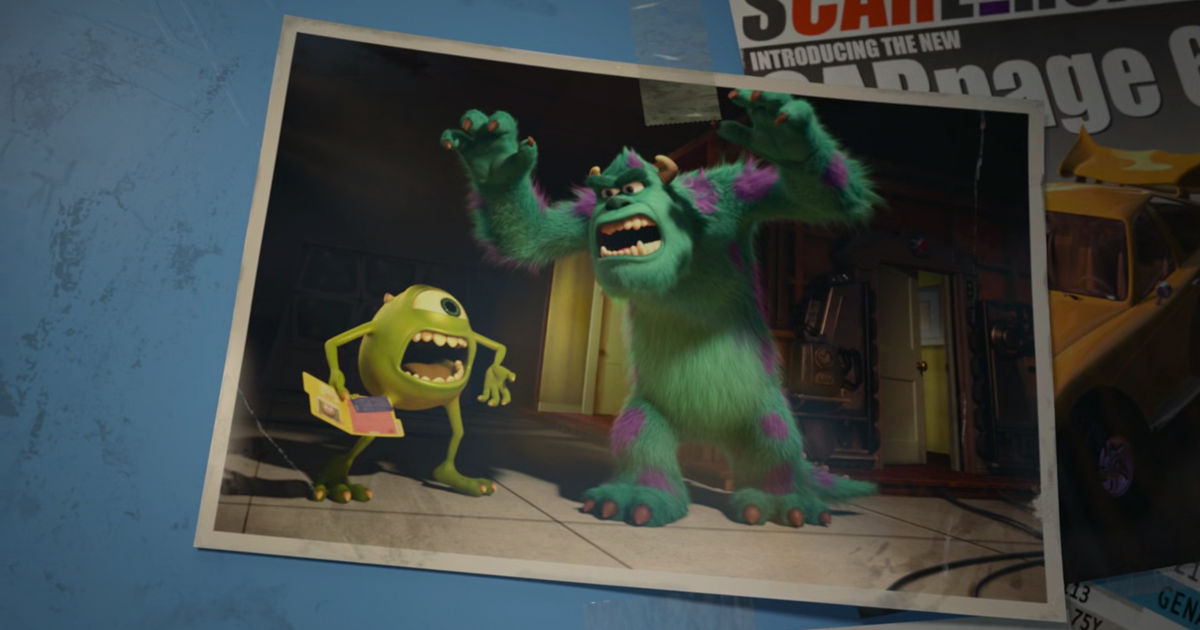 13 Nights of Halloween - 25 Ways Monsters University Perfectly Sums Up Your College Experience! - 1017