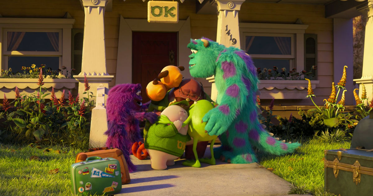 13 Nights of Halloween - 25 Ways Monsters University Perfectly Sums Up Your College Experience! - 1021