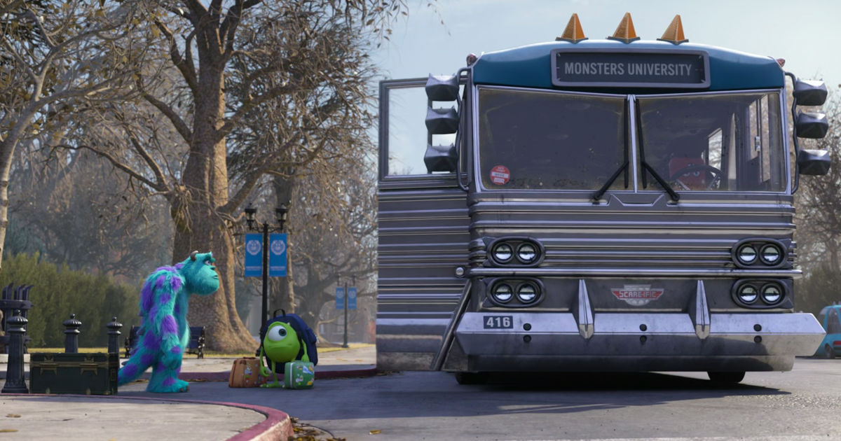 13 Nights of Halloween - 25 Ways Monsters University Perfectly Sums Up Your College Experience! - 1022