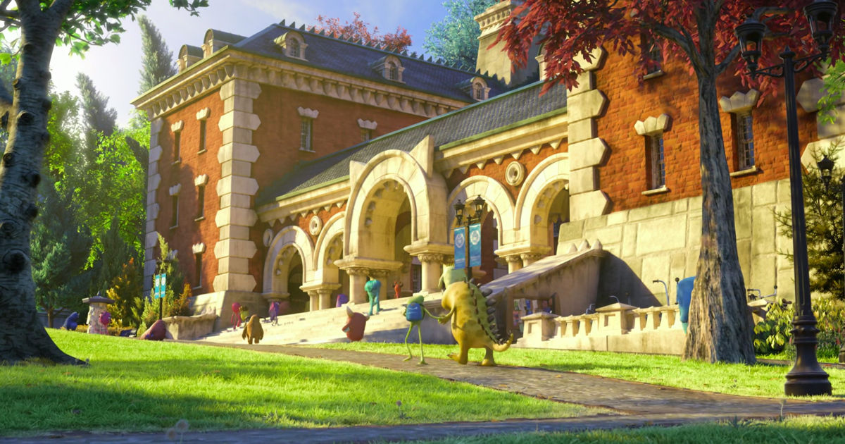13 Nights of Halloween - 25 Ways Monsters University Perfectly Sums Up Your College Experience! - 1025