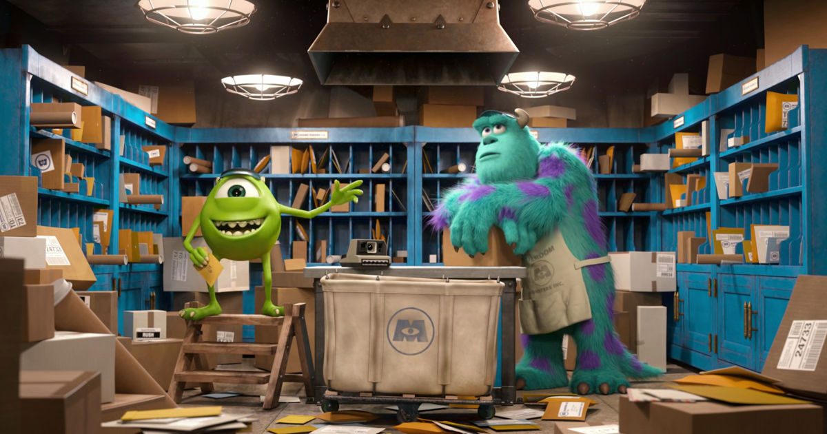 13 Nights of Halloween - 25 Ways Monsters University Perfectly Sums Up Your College Experience! - 1023