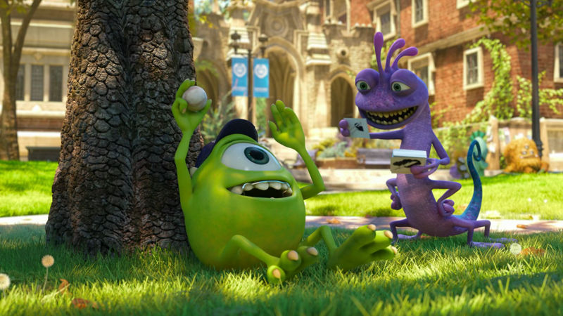31 Nights of Halloween - 15 Ways Disney•Pixar's Monsters University Perfectly Summed Up The College Experience - Thumb