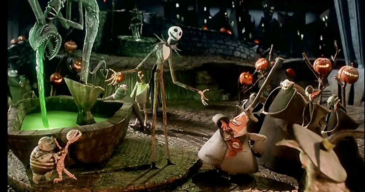 13 Nights of Halloween - 10 Reasons We Wish We Lived In Jack Skellington's Halloween Town! - 1004