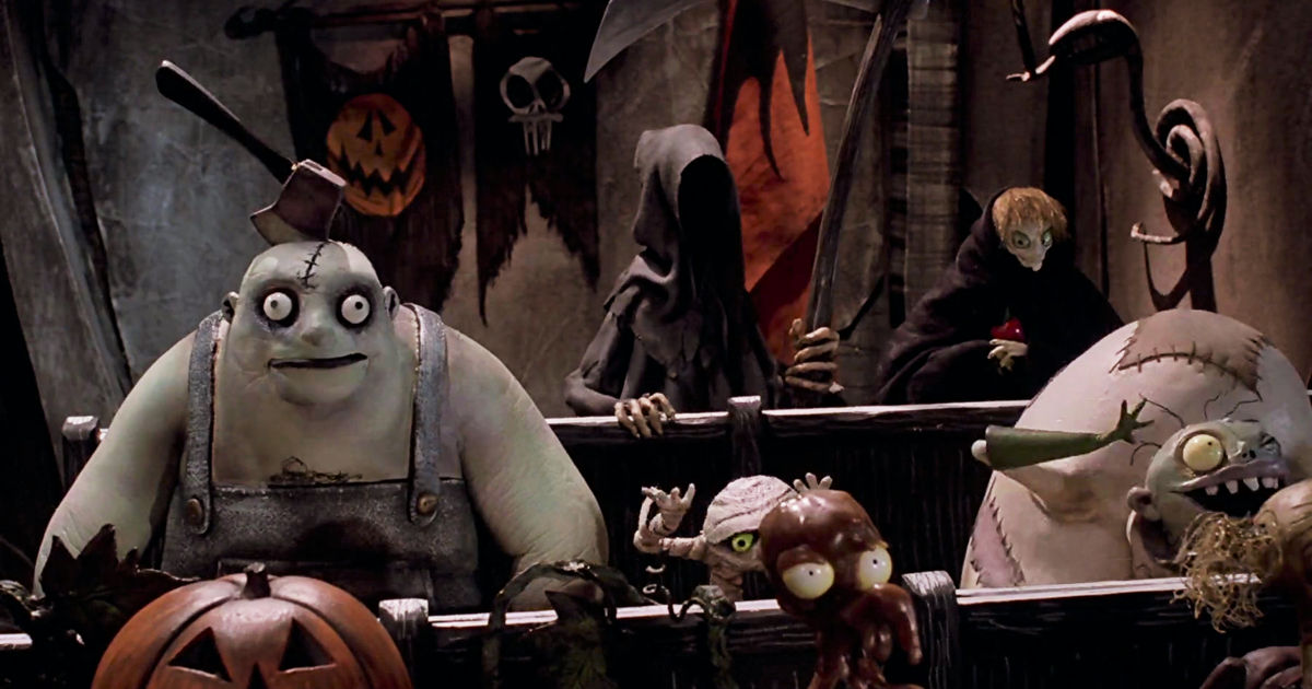 13 Nights of Halloween - 10 Reasons We Wish We Lived In Jack Skellington's Halloween Town! - 1010