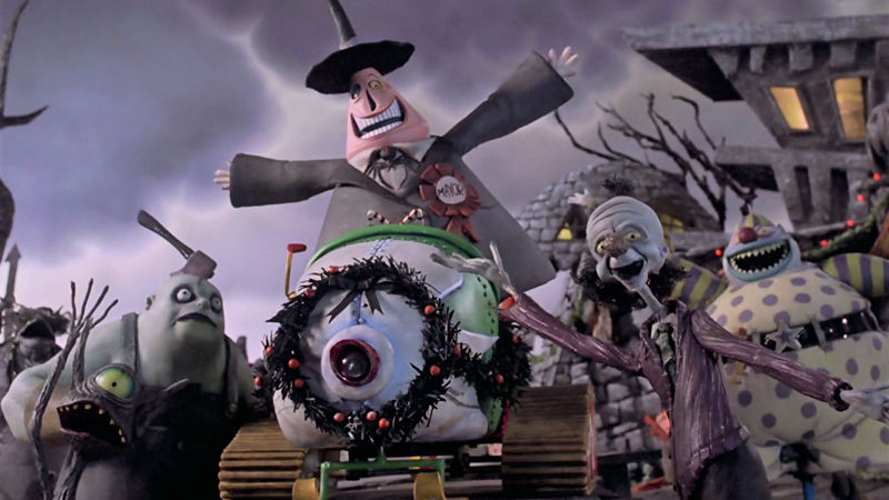 31 Nights of Halloween - 10 Reasons We Wish We Lived In Jack Skellington's Halloween Town - Thumb