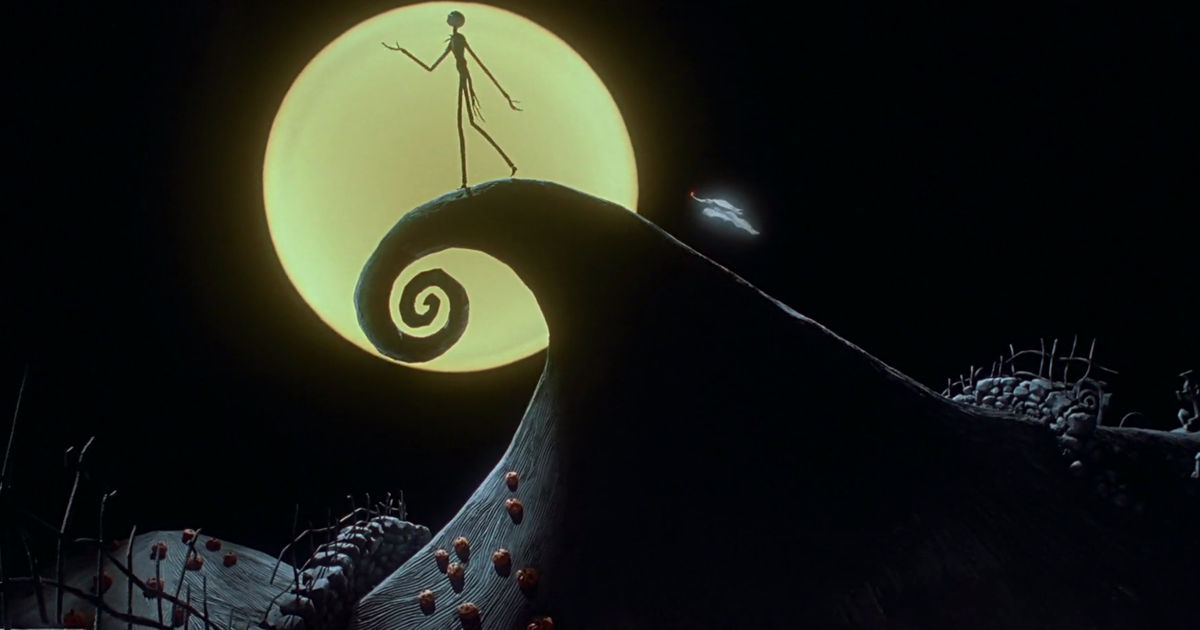 13 Nights of Halloween - 10 Reasons We Wish We Lived In Jack Skellington's Halloween Town! - 1002