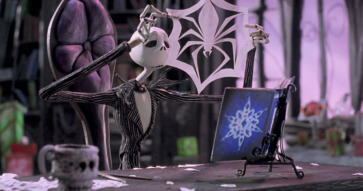 13 Nights of Halloween - 10 Reasons We Wish We Lived In Jack Skellington's Halloween Town! - 1005