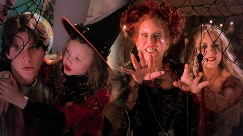 13 Nights of Halloween - Hocus Pocus Costumes And Props: A Spooky Walk Down Memory Lane - Thumb