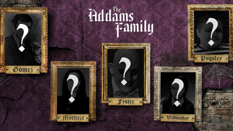 13 Nights of Halloween - Which Spooky Member Of The Addams Family Are You? Our Cool Generator Has The Answer! - Thumb
