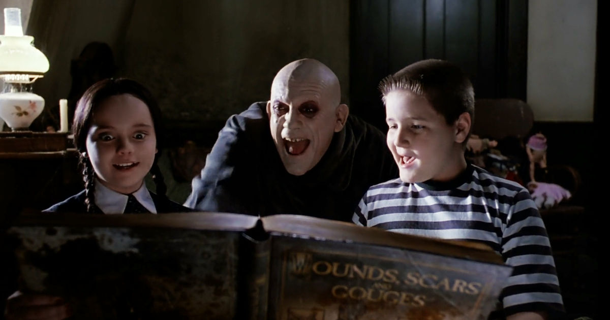 13 Nights of Halloween - 15 Reasons You Should Stay At The Addams Family Mansion - 1010