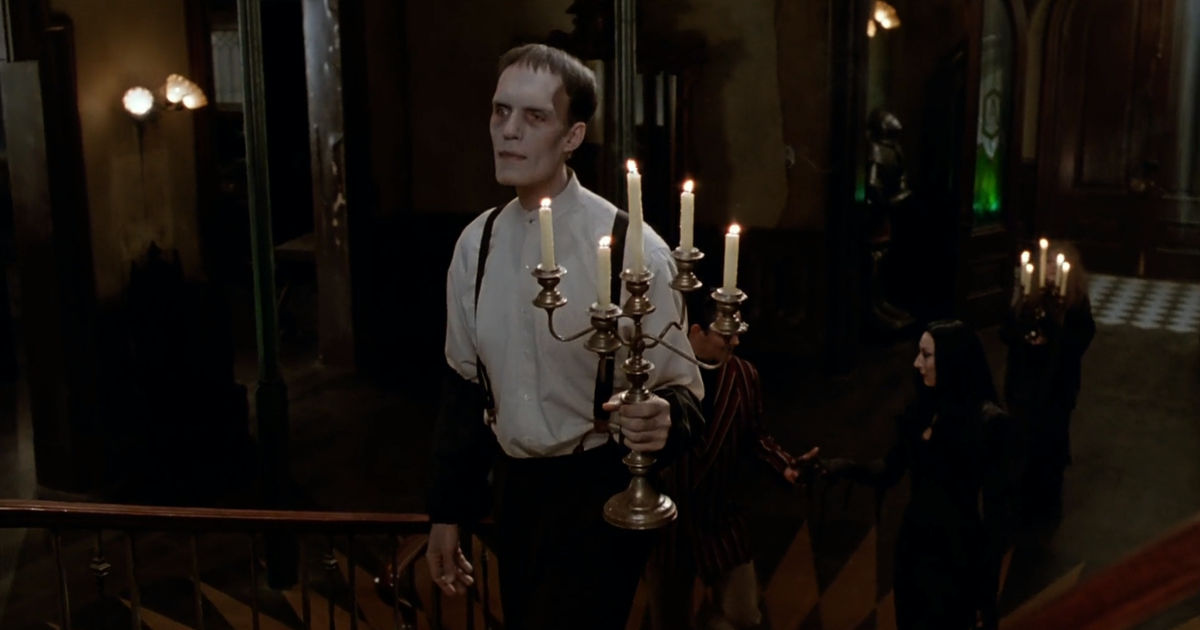 31 Nights of Halloween - 15 Reasons You Should Stay At The Addams Family Mansion - 1003