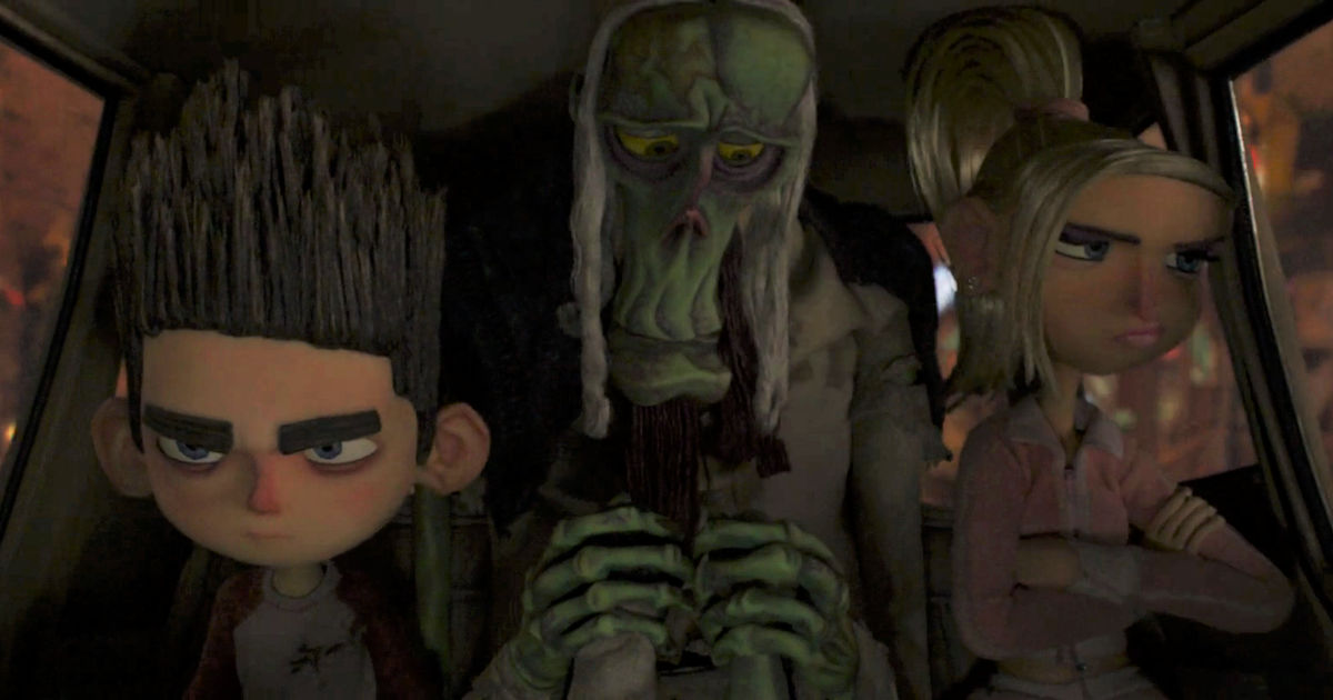 13 Nights of Halloween - 11 Times ParaNorman Brought Back Childhood Memories! - 1009