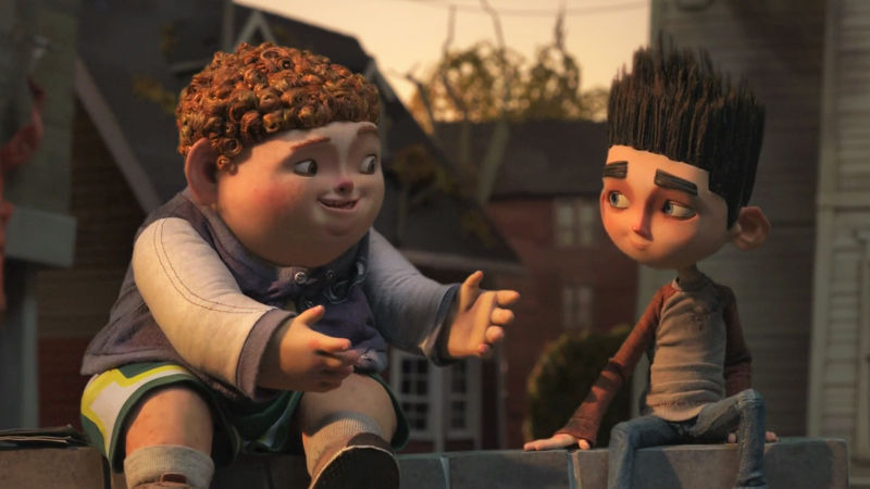 13 Nights of Halloween - 11 Times ParaNorman Brought Back Childhood Memories! - Up Next Thumb