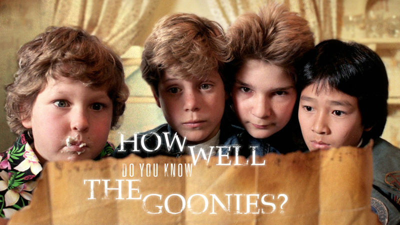 13 Nights of Halloween - Can You Prove You Are The Ultimate Goonies Fan? - Thumb