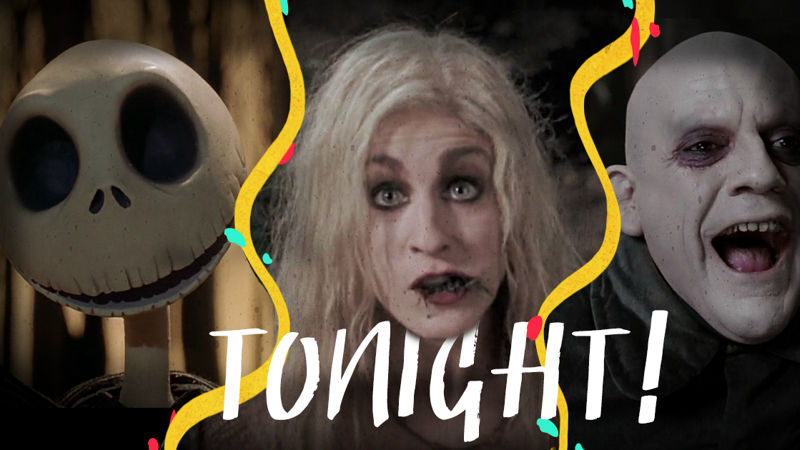 13 Nights of Halloween - Following The 13 Nights Of Halloween Movie Schedule? Here's What's On Tonight! - Thumb