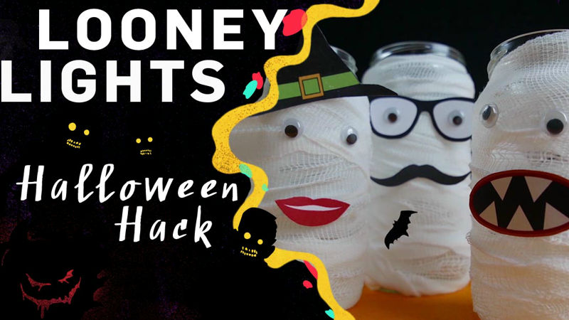 13 Nights of Halloween - Planning A Halloween Party? We Have The Perfect DIY Decorations For You! - Thumb