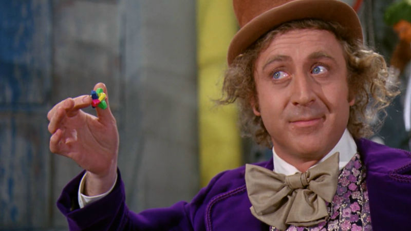 25 Days of Christmas - 10 Ways To Reduce Christmas Stress According To Willy Wonka & the Chocolate Factory - Thumb