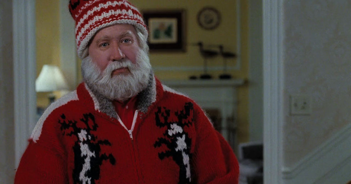 25 Days of Christmas - 11 Signs You're Getting In To The Christmas Spirit According To The Santa Clause - 1009