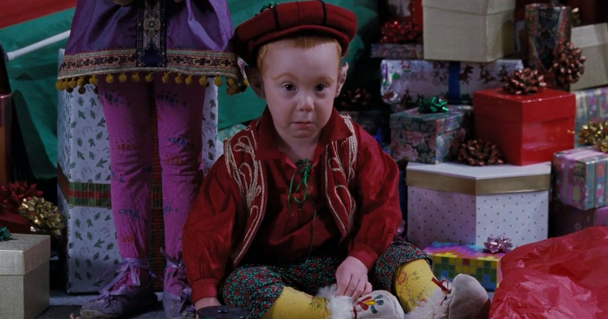 25 Days of Christmas - 11 Signs You're Getting In To The Christmas Spirit According To The Santa Clause - 1011