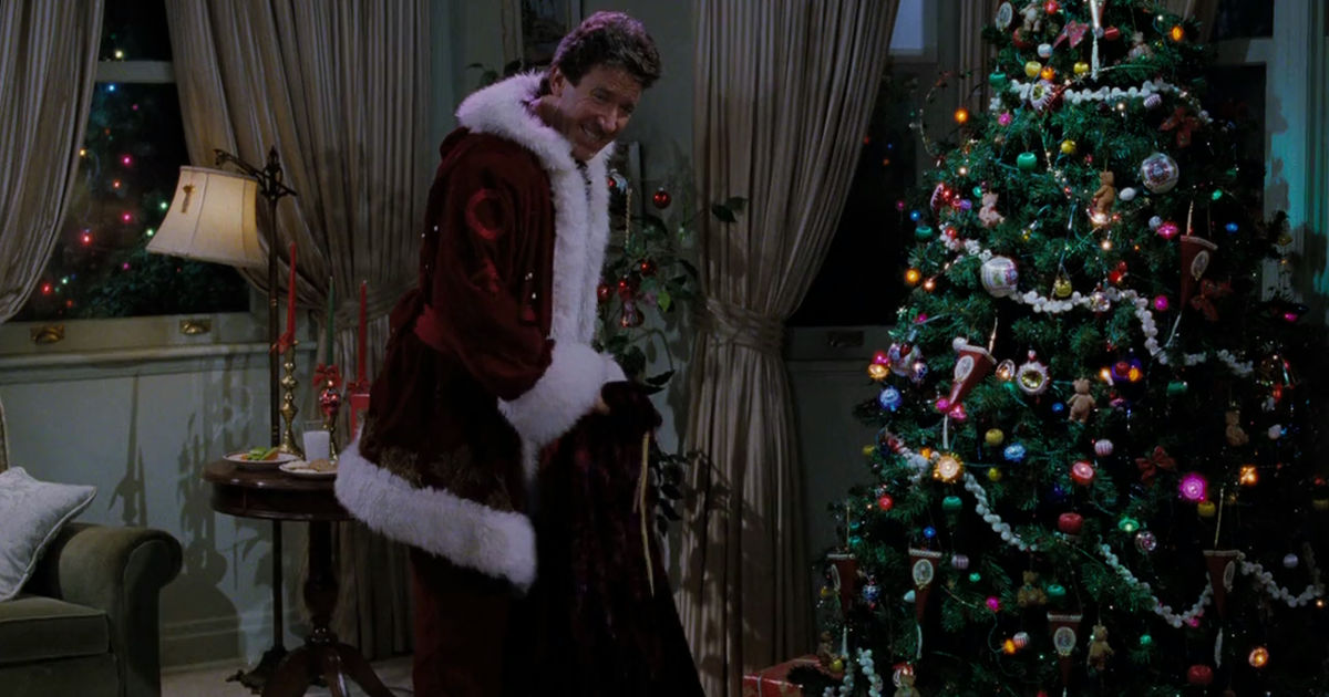 25 Days of Christmas - 11 Signs You're Getting In To The Christmas Spirit According To The Santa Clause - 1002
