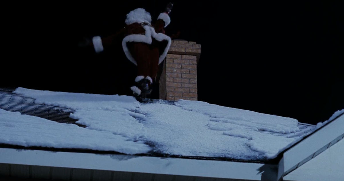 25 Days of Christmas - 11 Signs You're Getting In To The Christmas Spirit According To The Santa Clause - 1003