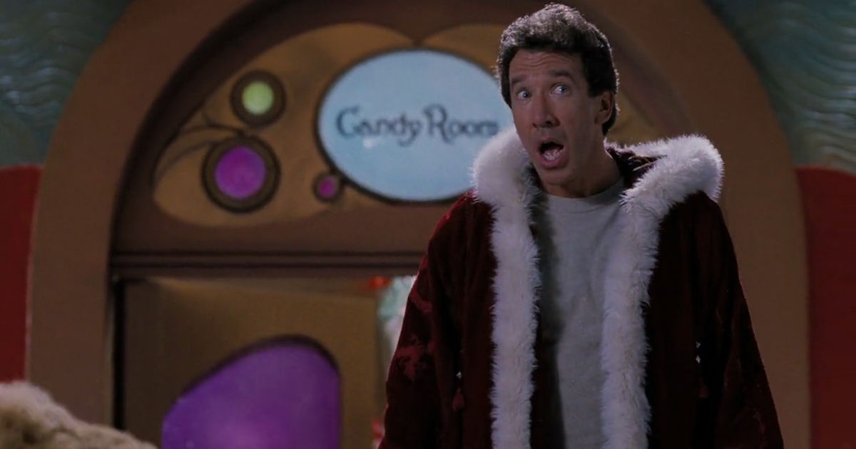 25 Days of Christmas - 11 Signs You're Getting In To The Christmas Spirit According To The Santa Clause - 1006