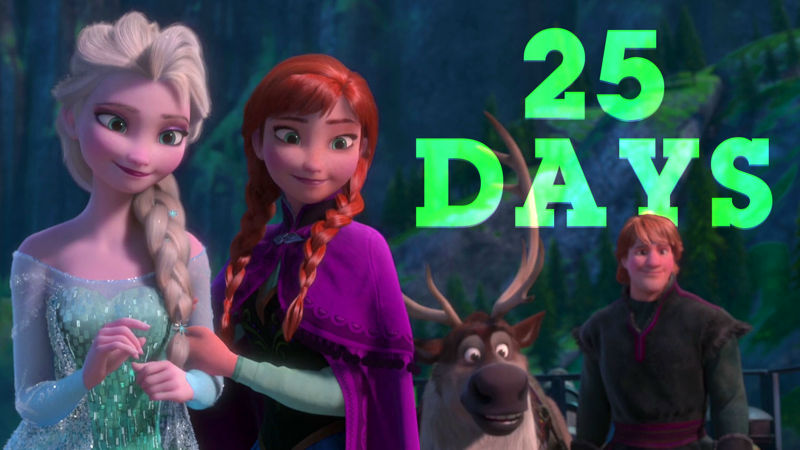 25 Days of Christmas - Join The Entire Freeform Family In Celebrating The 25 Days Of Christmas Countdown! - Thumb
