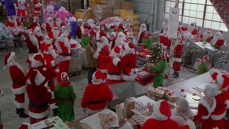 25 Days of Christmas - Can You Tell Which Christmas Movies These Santas Belong To From These Close-Ups?  - Thumb