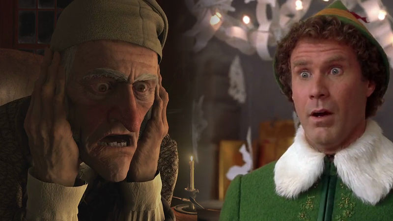 25 Days of Christmas - This 'Would You Rather' Quiz Will Tell You If You Are Buddy The Elf Or Scrooge! - Thumb