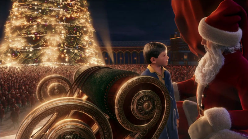 25 Days of Christmas - How Well Do You Remember The Polar Express?  - Thumb