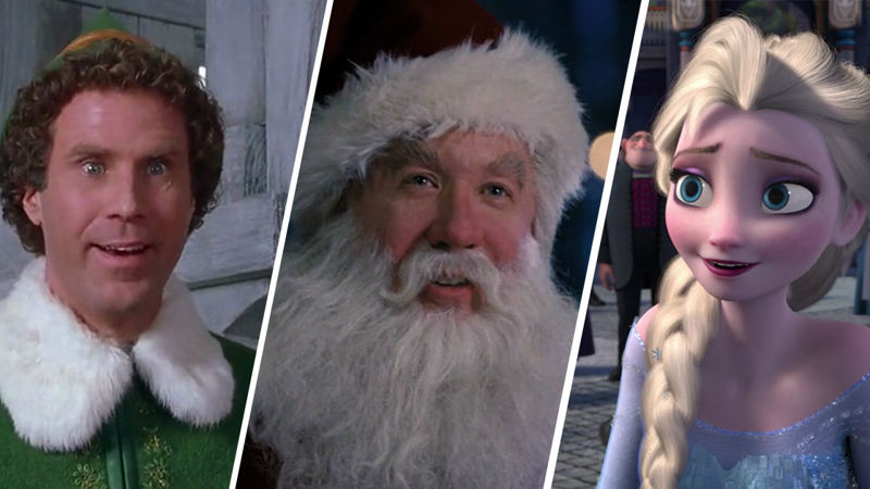 25 Days of Christmas - Put Your Knowledge To The Test With This Ultimate Christmas Movie Quiz - Thumb