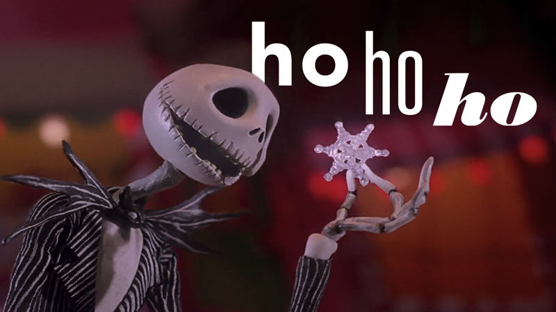 25 Days of Christmas - A Christmas 'How To' Guide By Jack Skellington And The Residents Of Halloween Town! - Thumb
