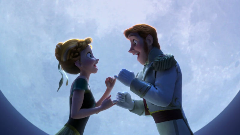 25 Days of Christmas - How Well Do You Know The Songs From Frozen? Put Your Knowledge To The Test! - Thumb
