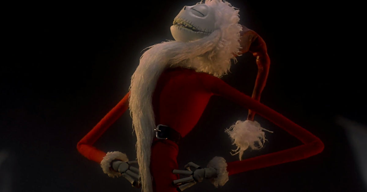 25 Days of Christmas - 16 Ways The Residents Of Halloween Town Are All Of Us Preparing For Christmas - 1016
