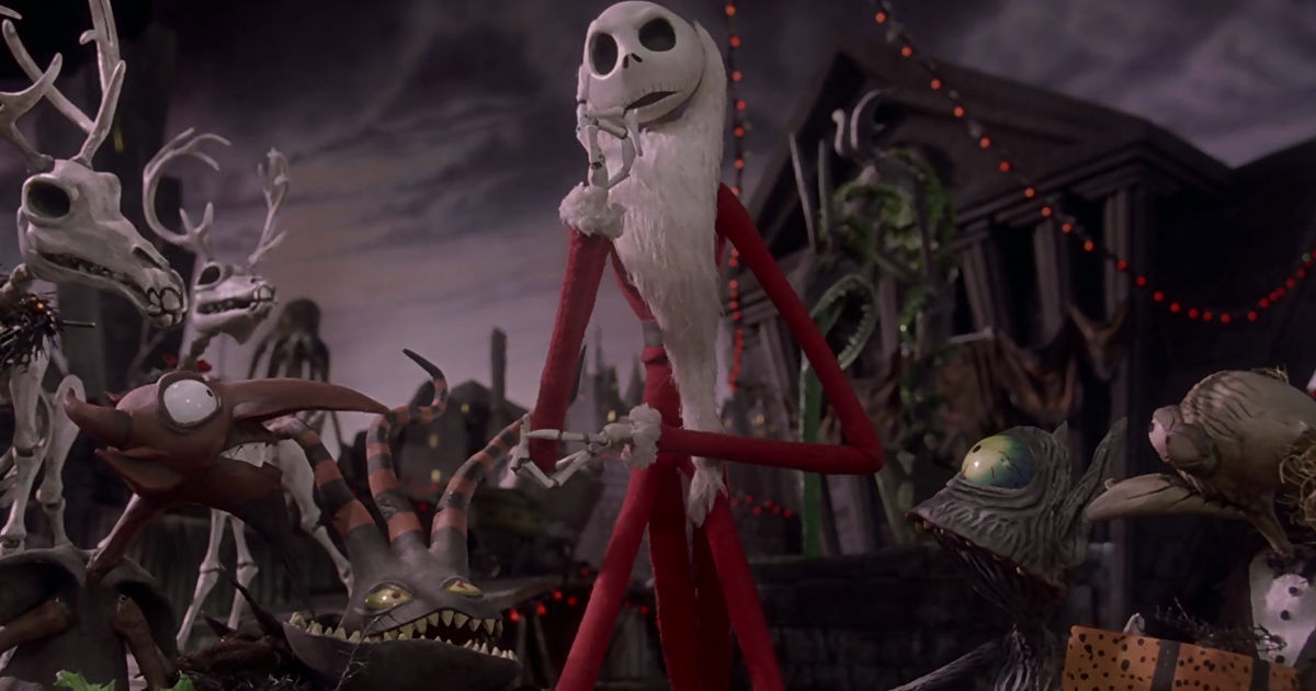 25 Days of Christmas - 16 Ways The Residents Of Halloween Town Are All Of Us Preparing For Christmas - 1011