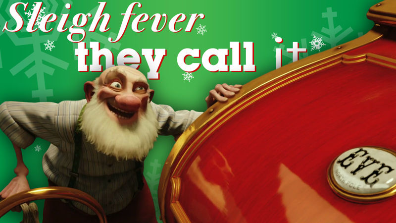 25 Days of Christmas - 8 Reasons Why Grandsanta Is A Festive Version Of Everybody's Grandfather - Thumb