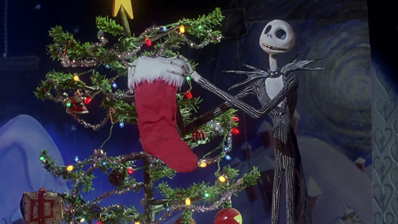 25 Days of Christmas - 16 Ways The Residents Of Halloween Town Are All Of Us Preparing For Christmas - Thumb