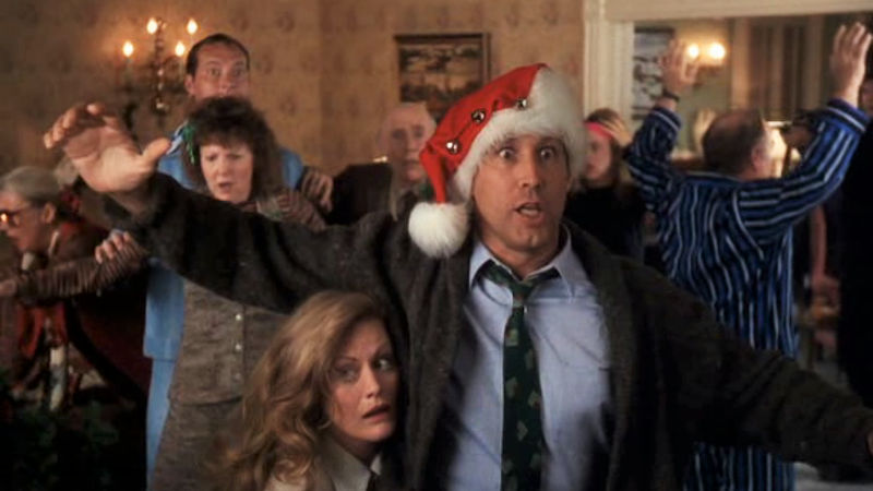 25 Days of Christmas - 10 Holiday Hazards, According To National Lampoon's Christmas Vacation - Thumb