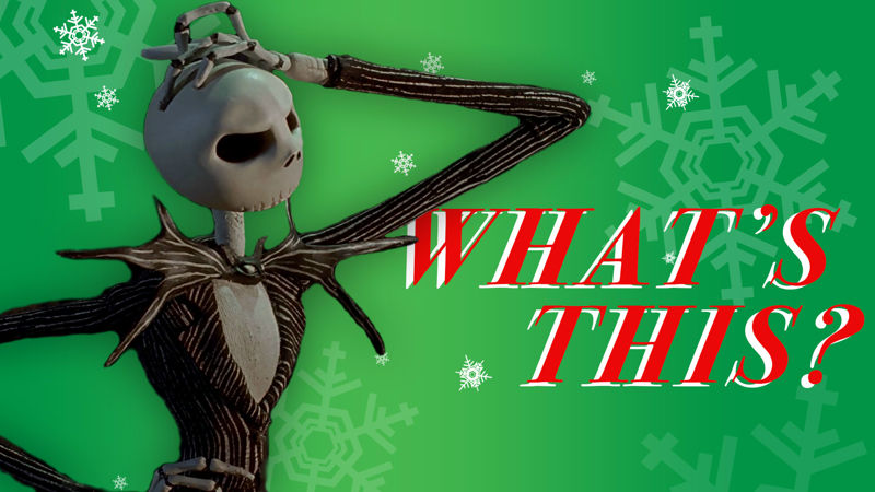 25 Days of Christmas - How Well Do You Know The Songs From Tim Burton's The Nightmare Before Christmas? - Thumb