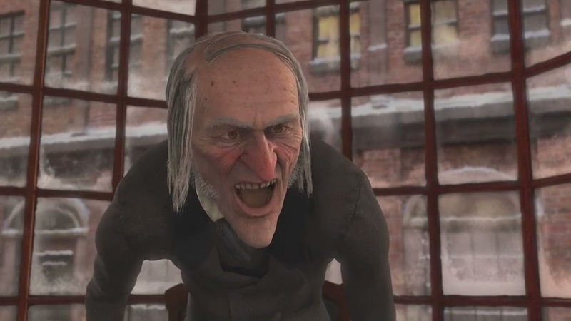 25 Days of Christmas - 10 Ways Everyone's Dad Turns Into Ebenezer Scrooge At Christmas! - Thumb