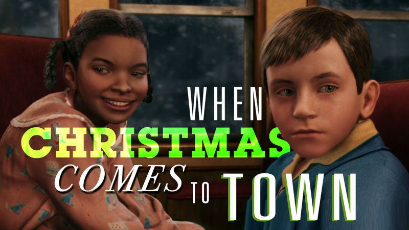 25 Days of Christmas - How Well Do You Know 'When Christmas Comes To Town' From The Polar Express? - Thumb